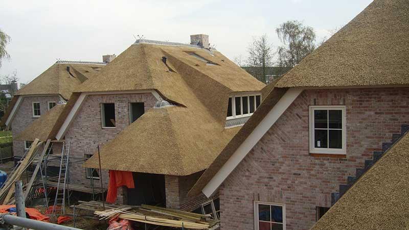Nieuw-lekkerland 5 nieuwbouw woningen