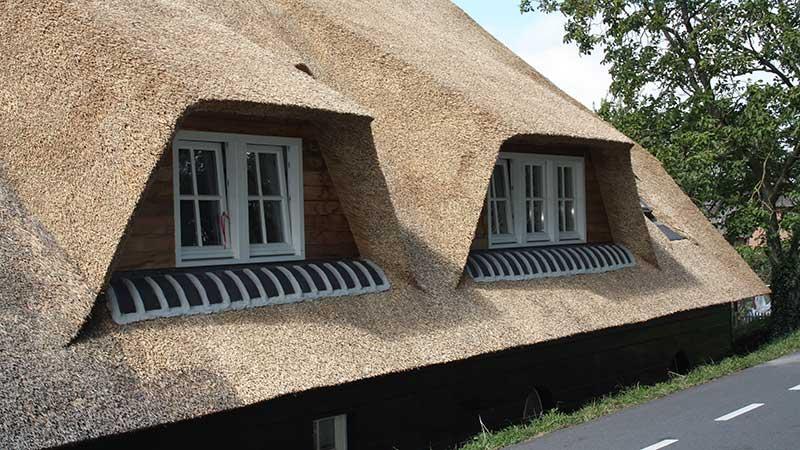 Wijk en Aalburg woonboerderij
